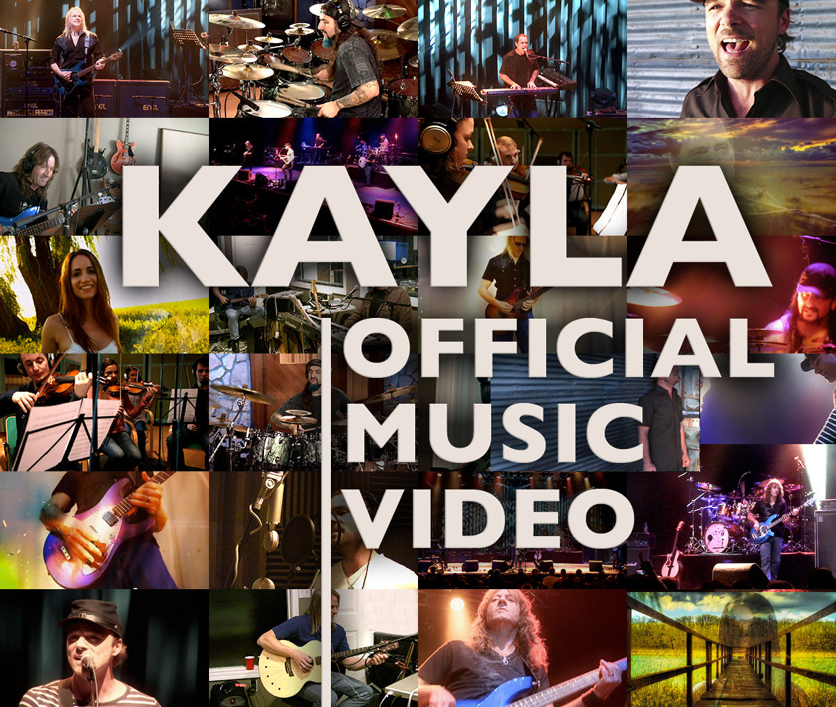 Kayla-Music-Video-Montage