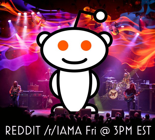 Reddit AMA New